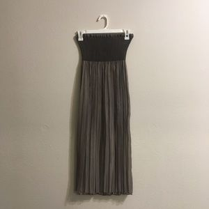 Babette SF Vintage Strapless Dress